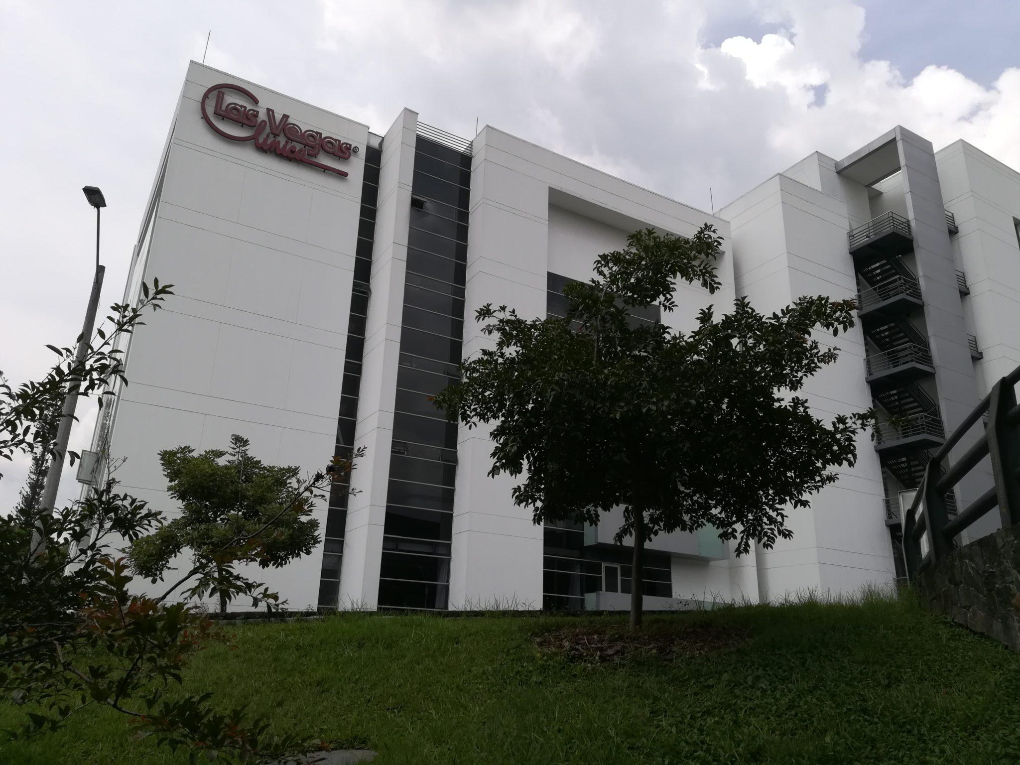 コロンビア留学 病院