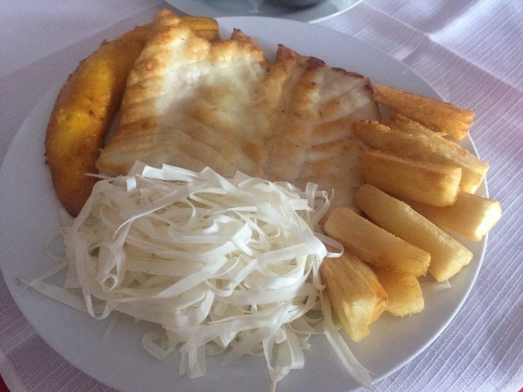 ペルー 料理