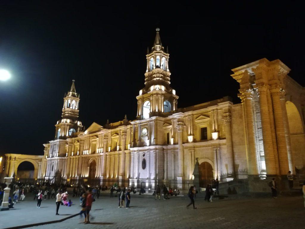 ペルー アレキバ