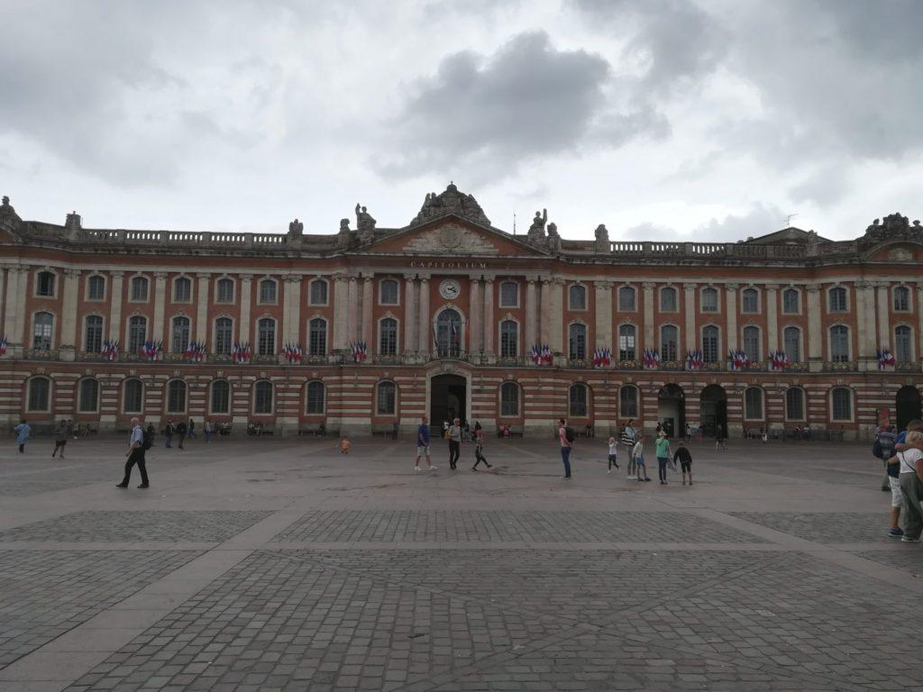 フランス Toulouse 留学