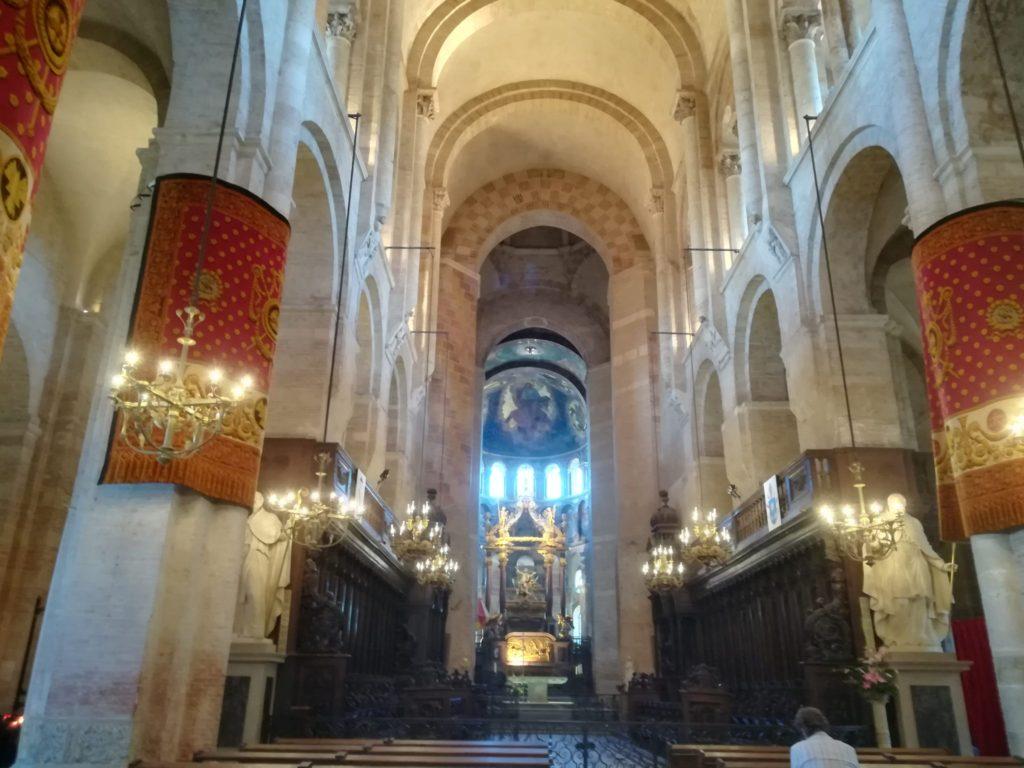 トゥールーズ サルナン教会