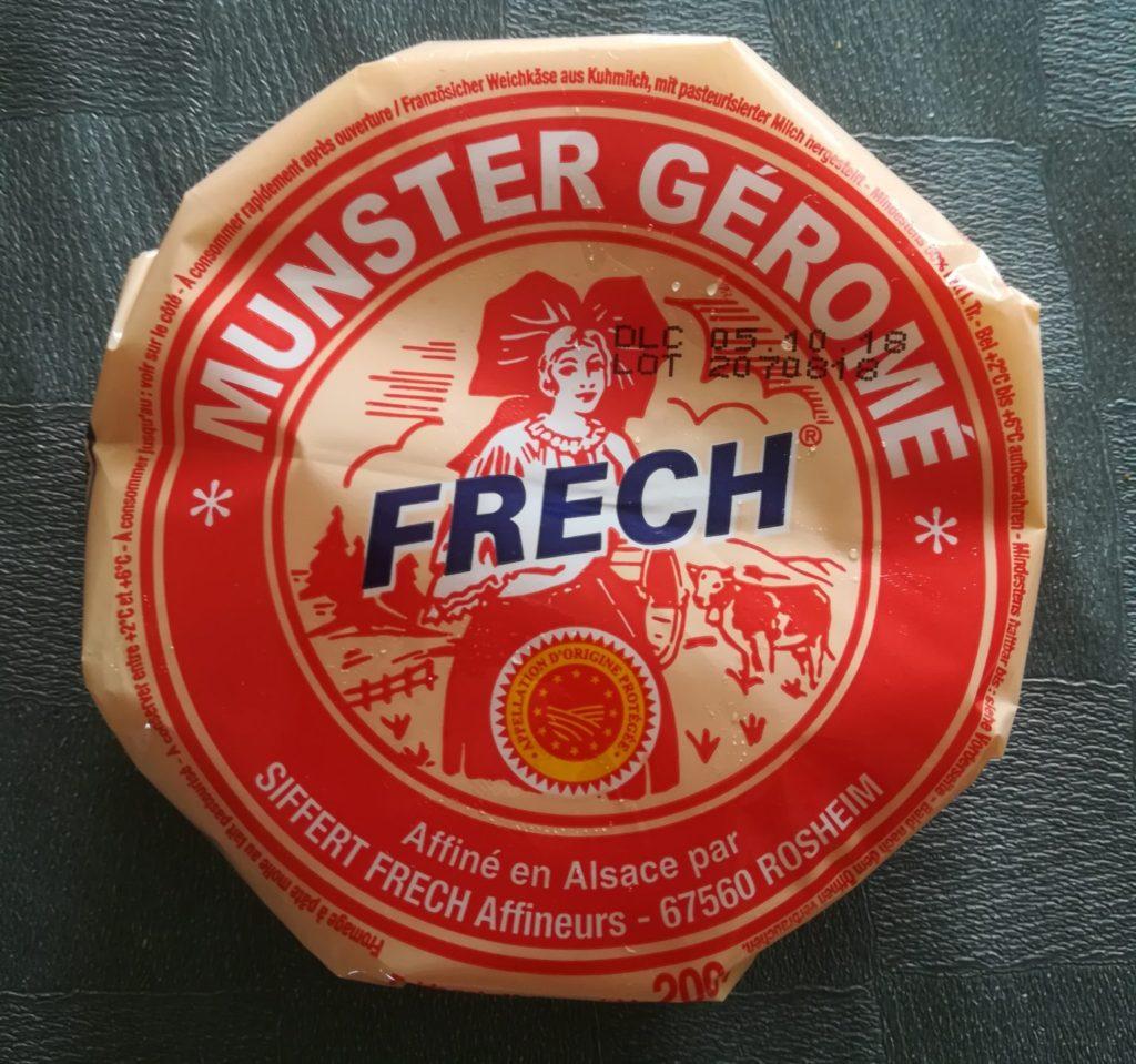 フランス語 観光 ストラスブール 料理
