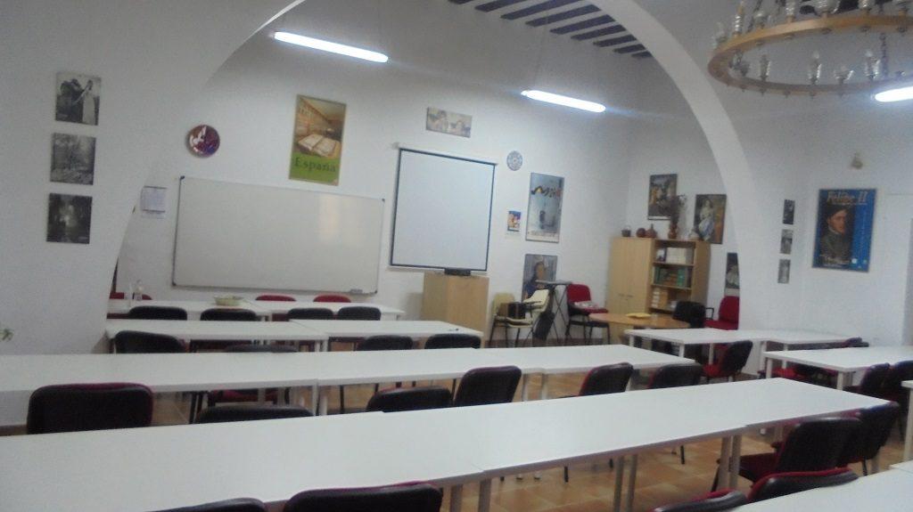 スペイン語 留学 サラマンカ 学校