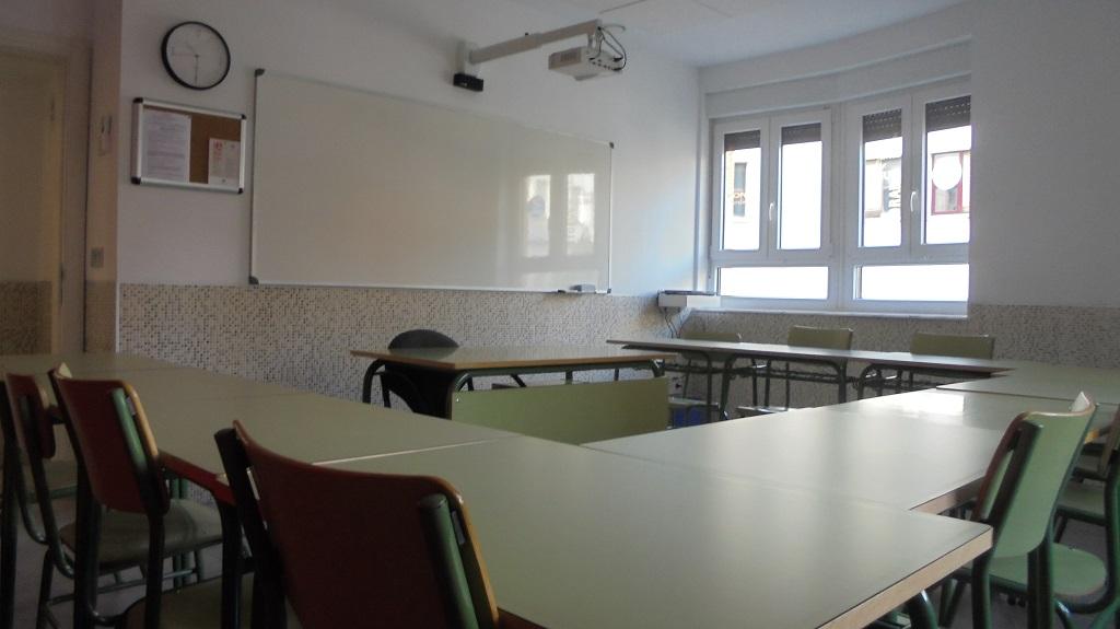 スペイン 留学 学校 サラマンカ コレヒオ デリベス