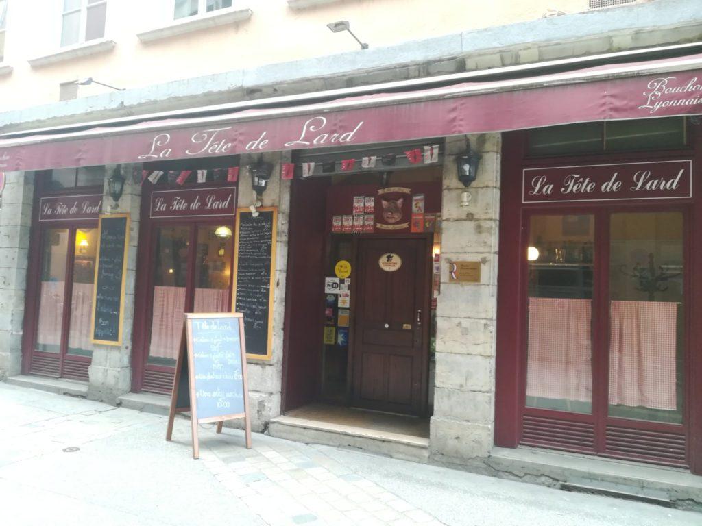 リヨン フランス レストラン