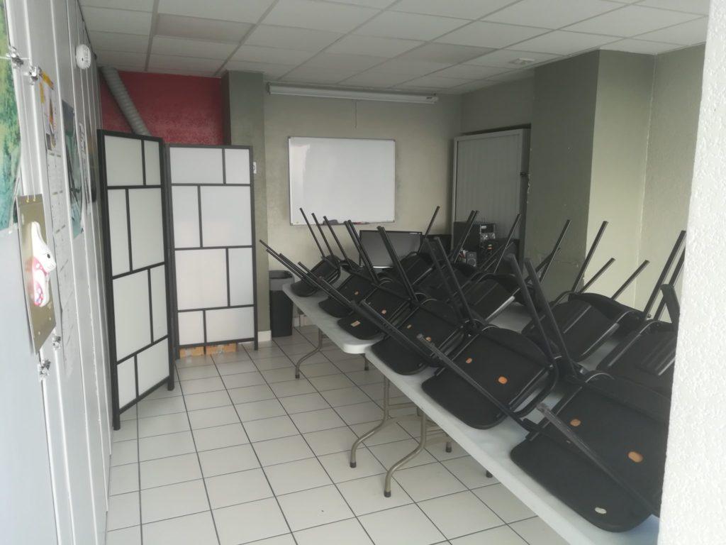 フランス語 留学 学校 リヨン Espace